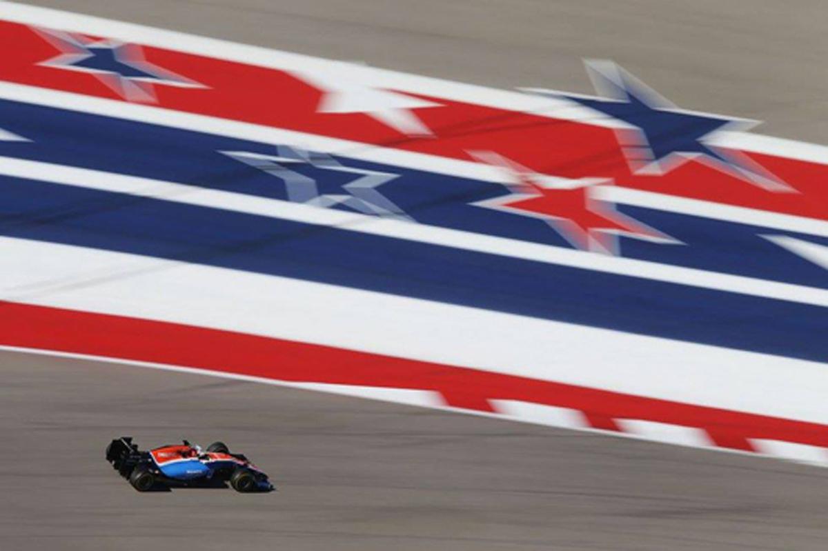 マノー F1アメリカGP 結果