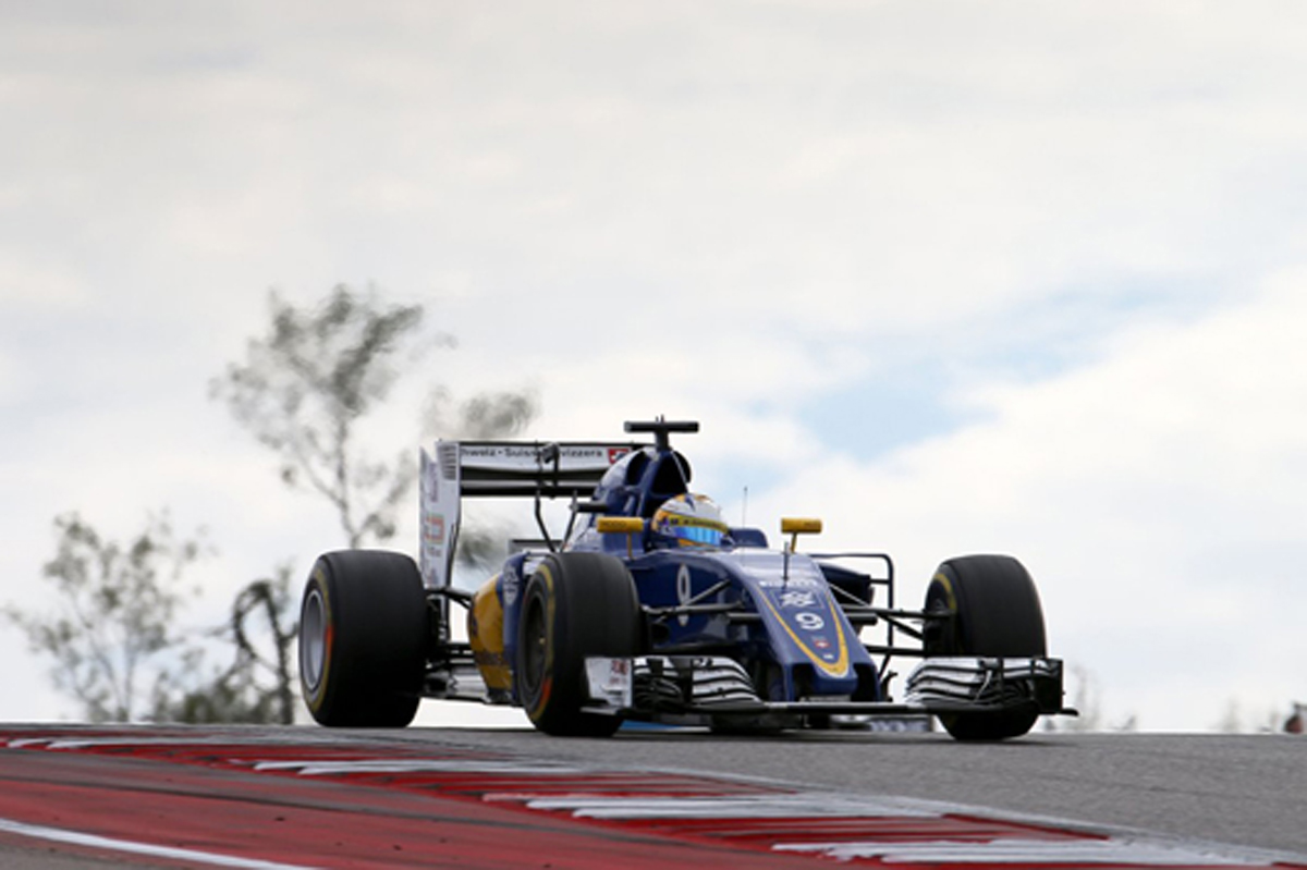 ザウバー F1アメリカGP 結果