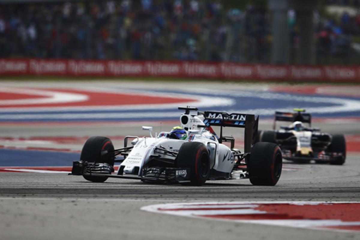 ウィリアムズ F1アメリカGP 結果
