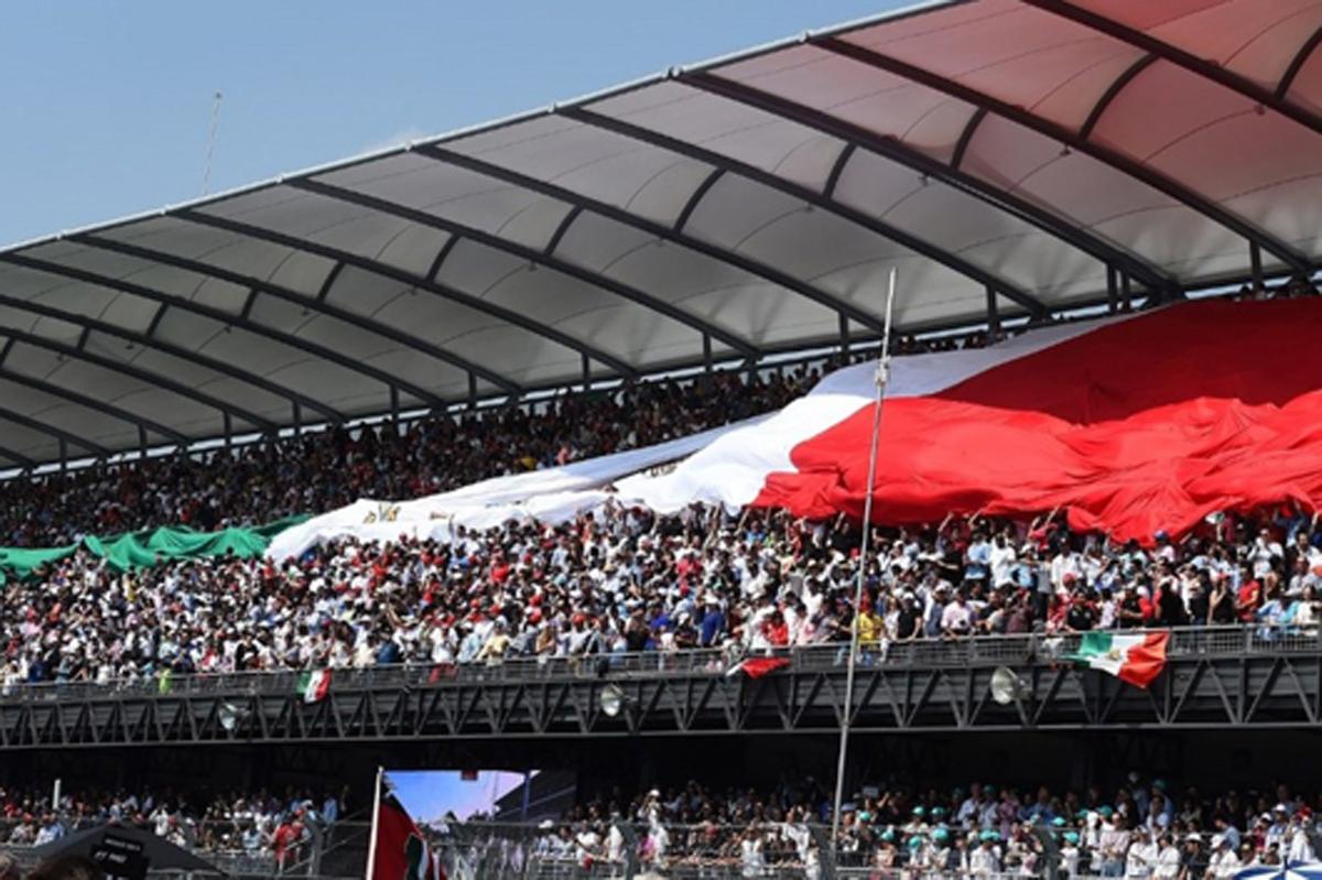 F1 メキシコGP 日程 TV 放映