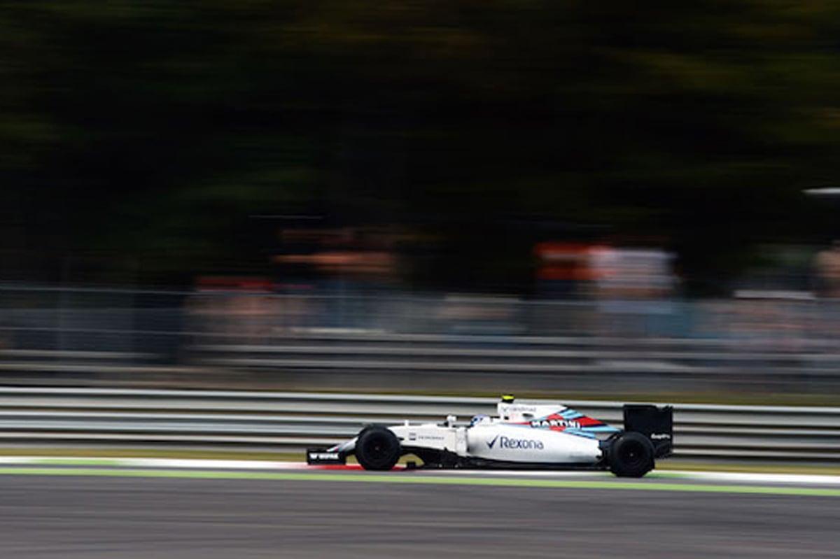 ウィリアムズ 2017 F1ドライバー