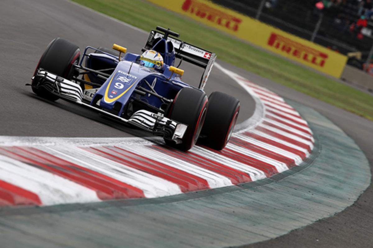 ザウバー F1メキシコGP