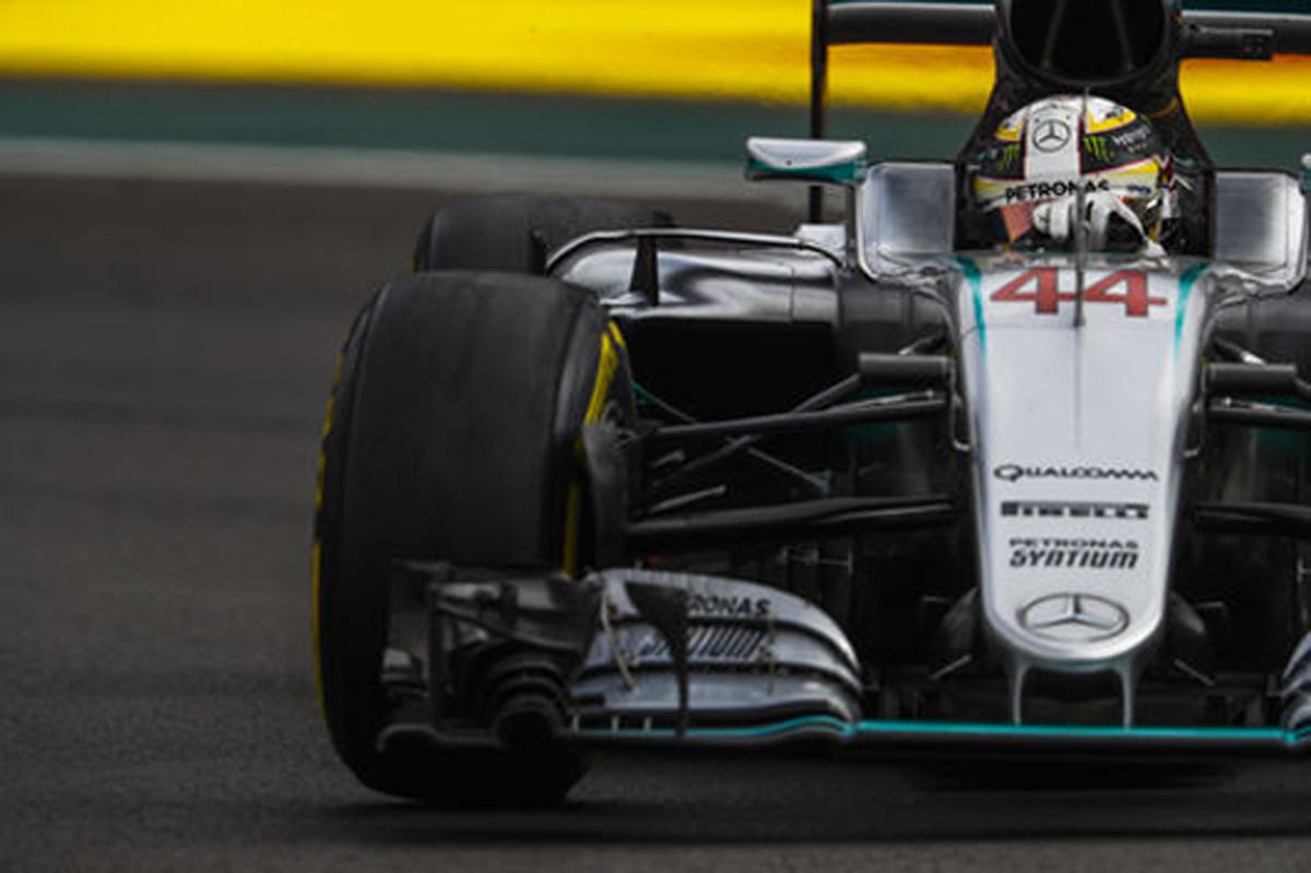 F1 速報 メキシコGP 予選 結果