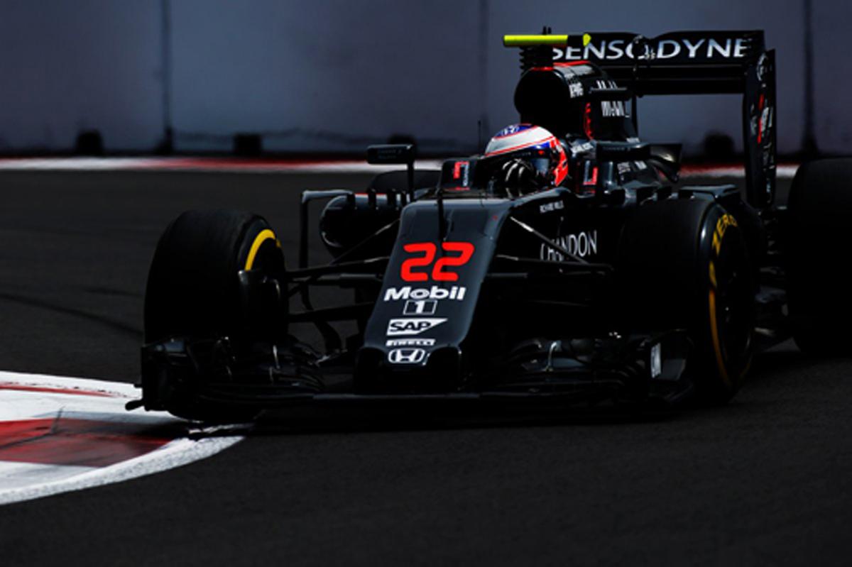 マクラーレン・ホンダ F1 メキシコGP 結果