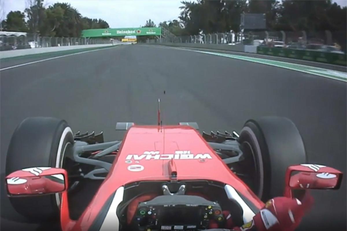 F1 メキシコ 動画