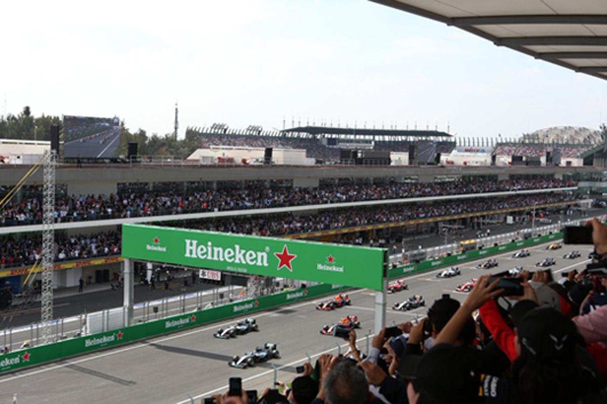 F1 メキシコ 決勝 動画