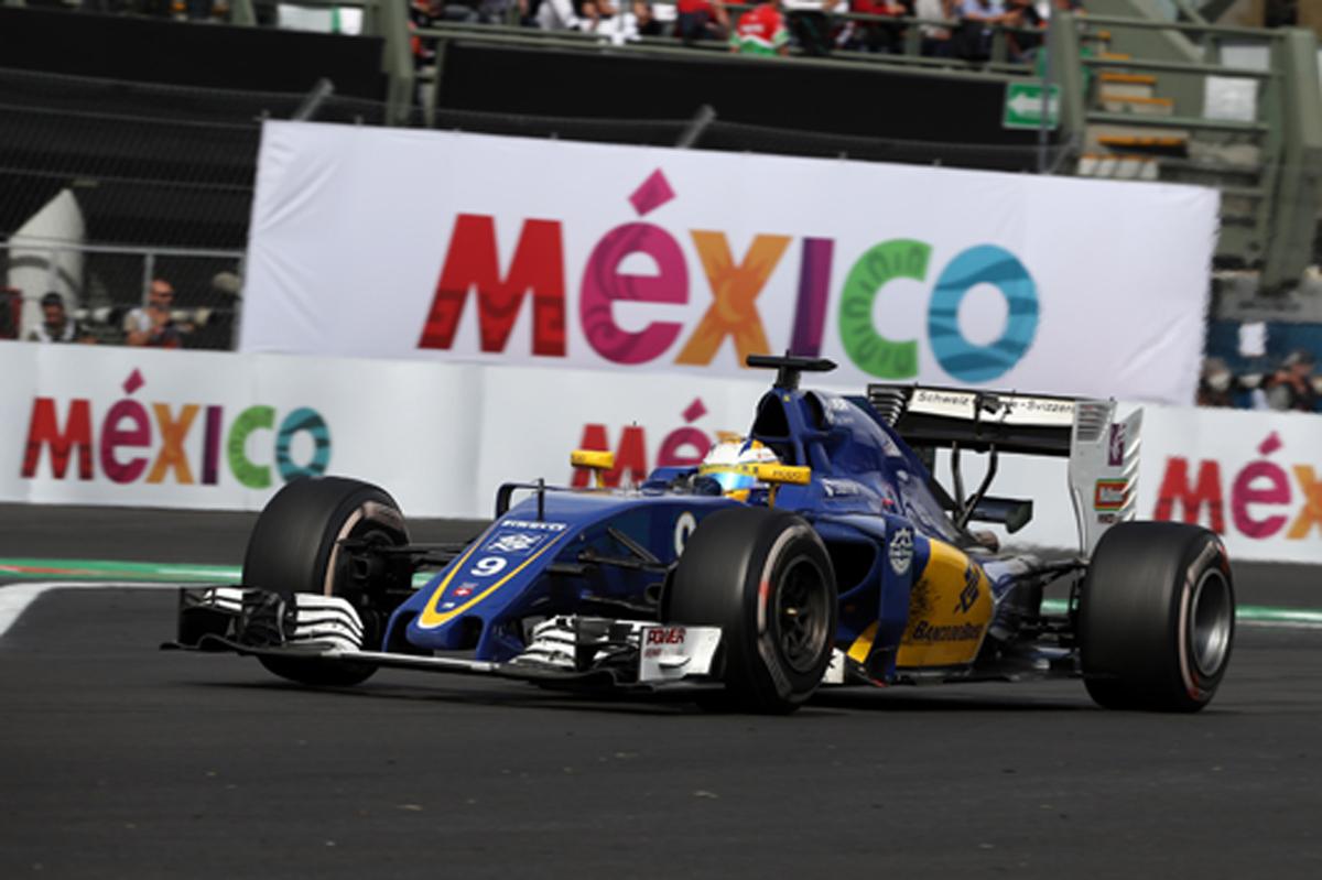 ザウバー F1 メキシコGP 結果
