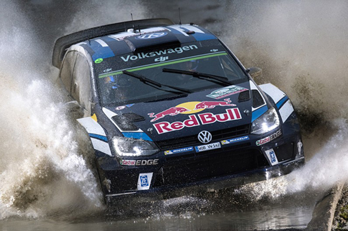 フォルクスワーゲン WRC 撤退