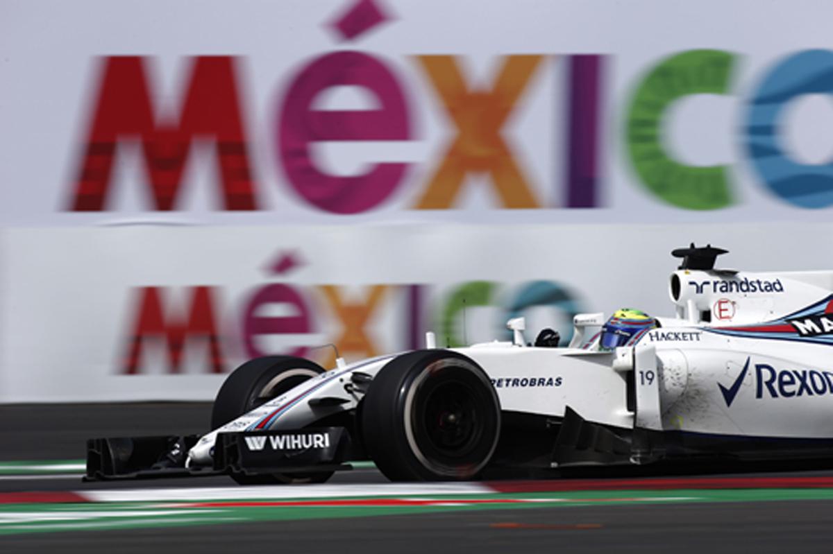 ウィリアムズ F1 メキシコGP 結果
