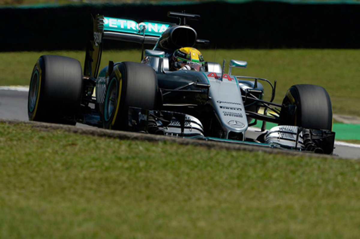 F1 速報 ブラジルGP 予選 結果