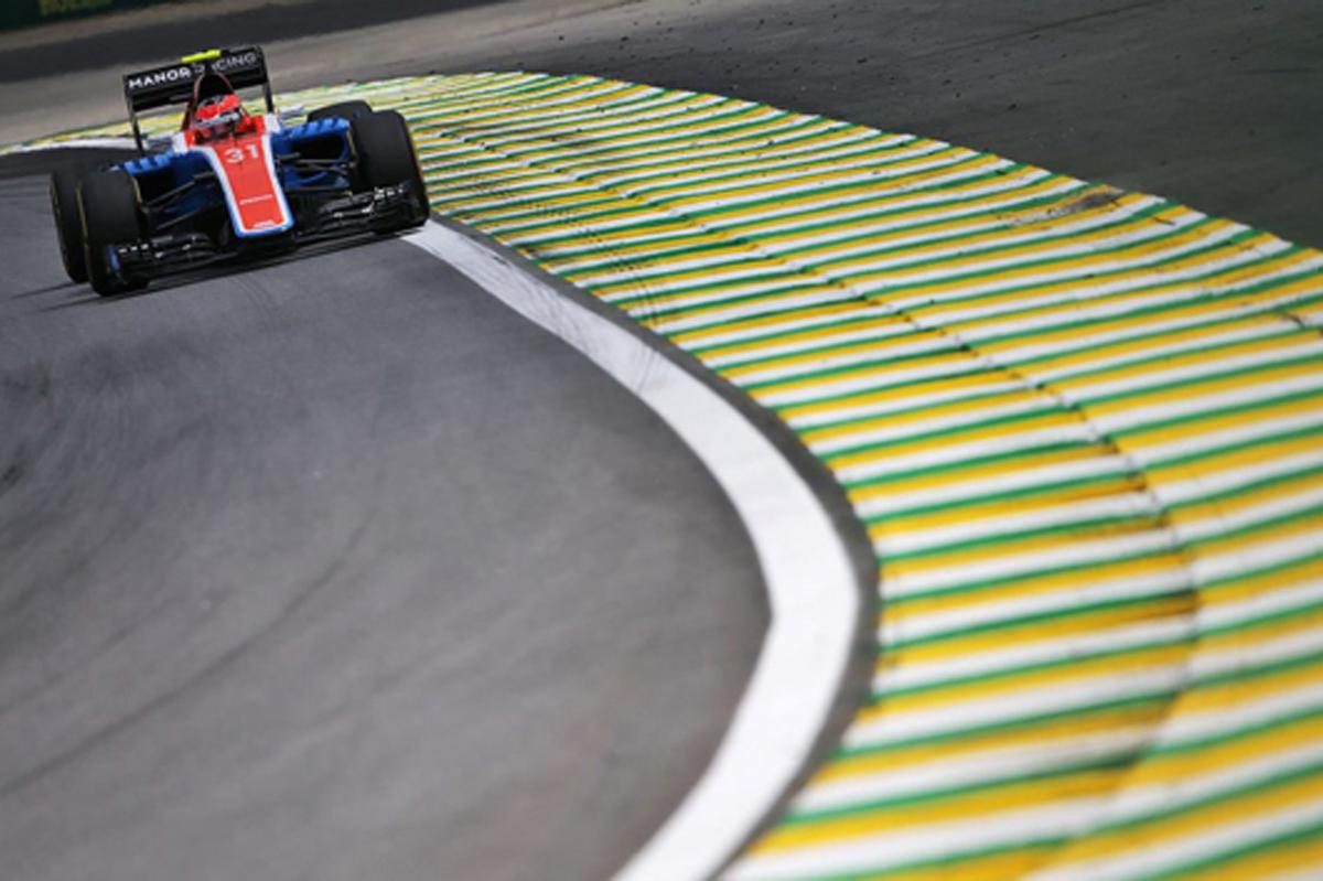 マノー F1 ブラジル 予選