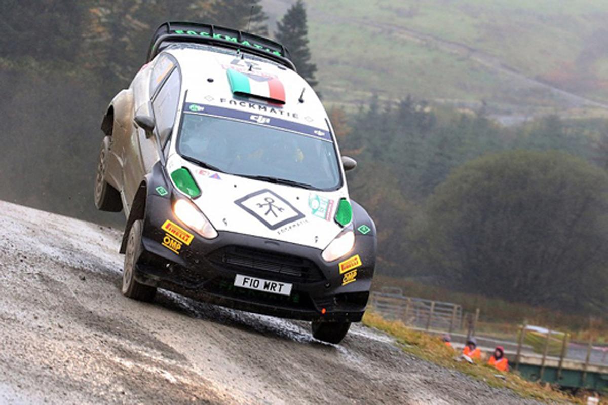 ピレリ WRC 撤退