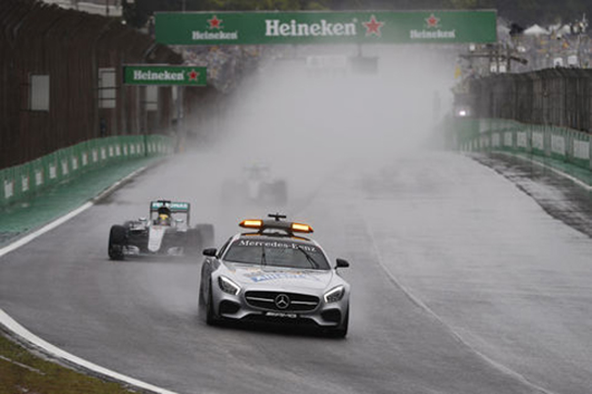 F1 速報 ブラジル 結果