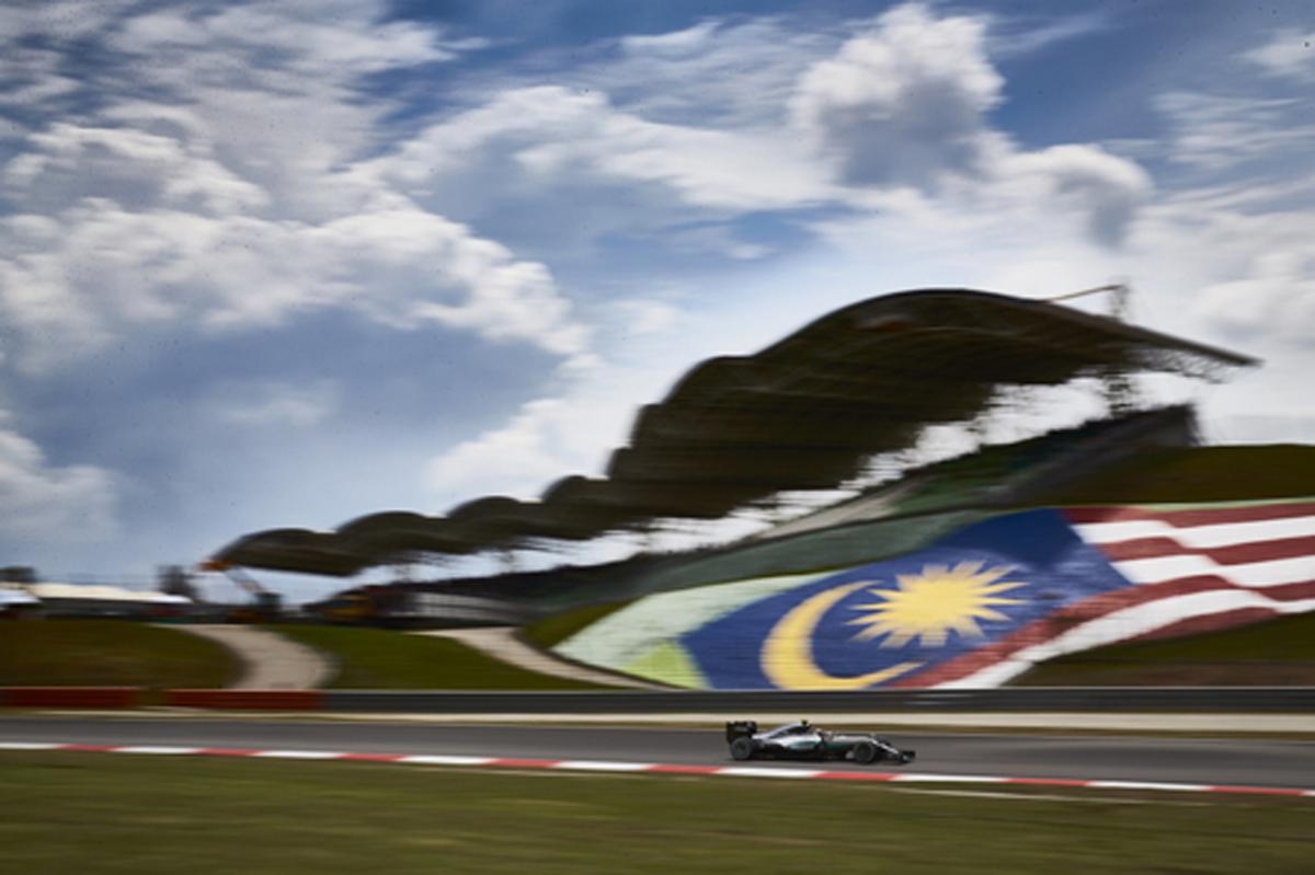 F1 マレーシアGP 撤退