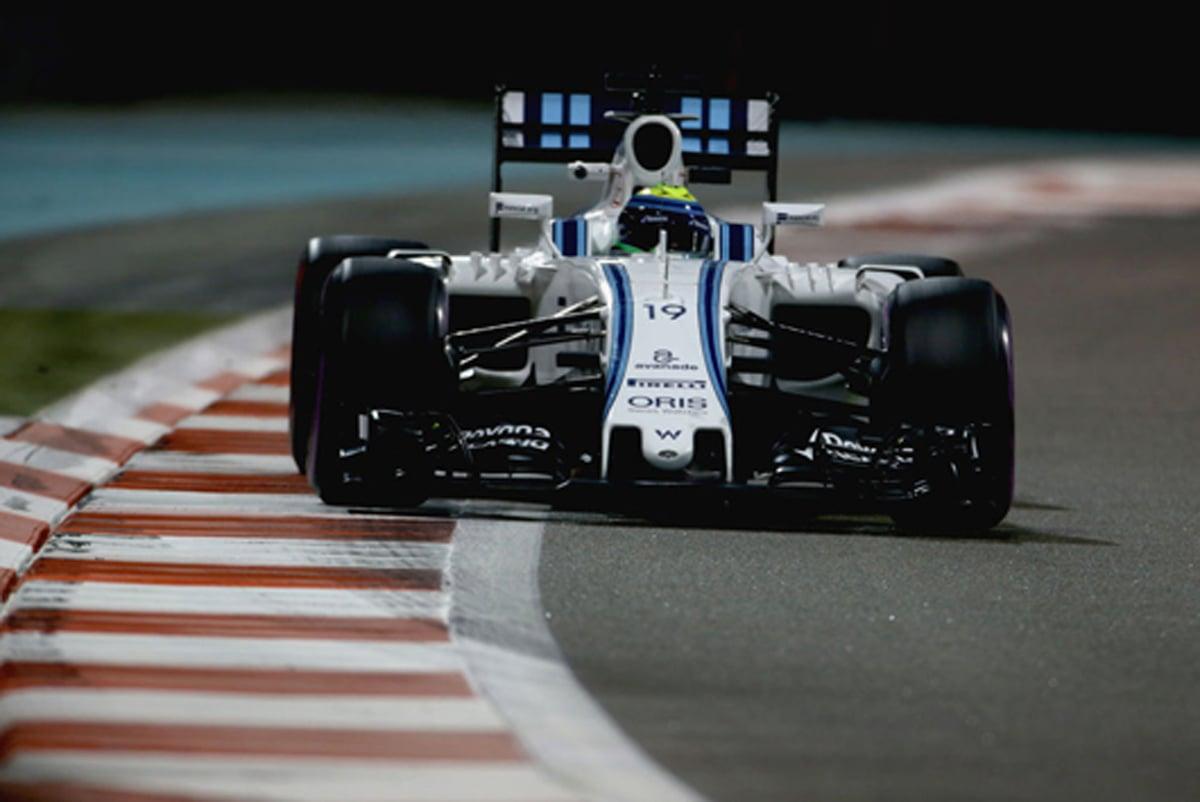 ウィリアムズ F1 アブダビ 予選結果