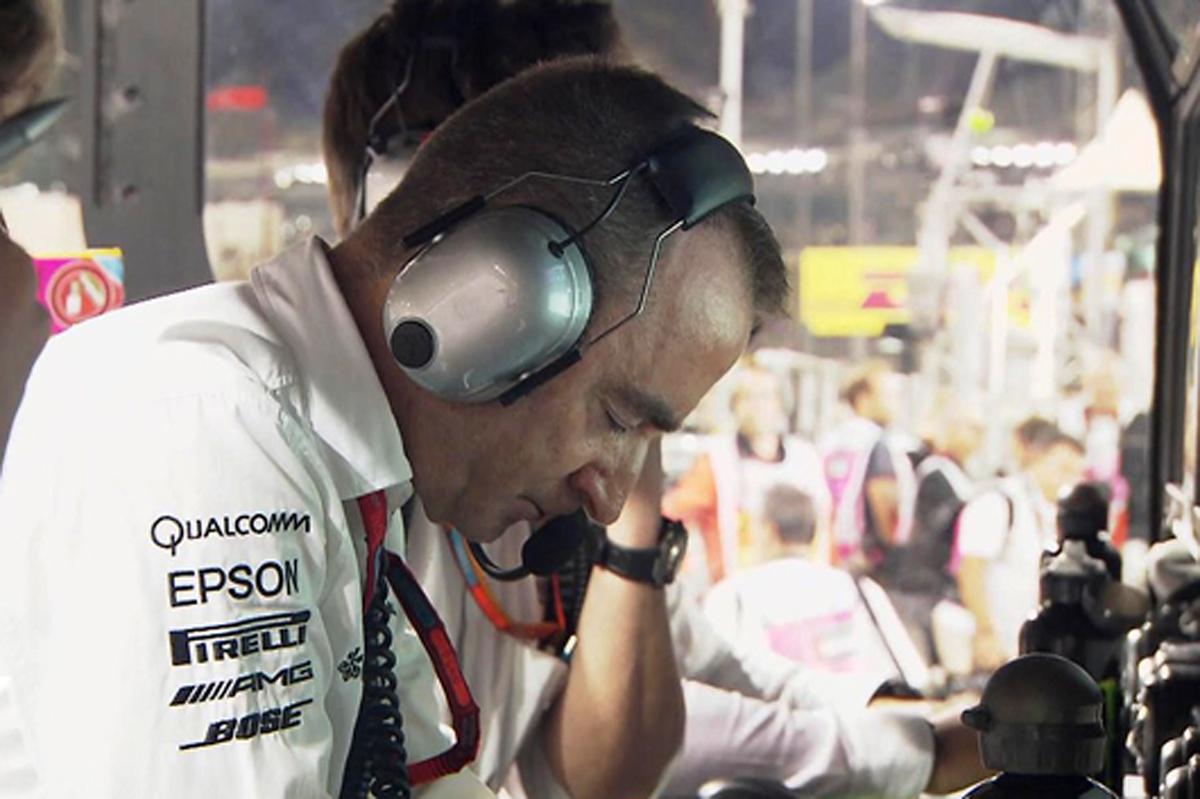 メルセデス F1