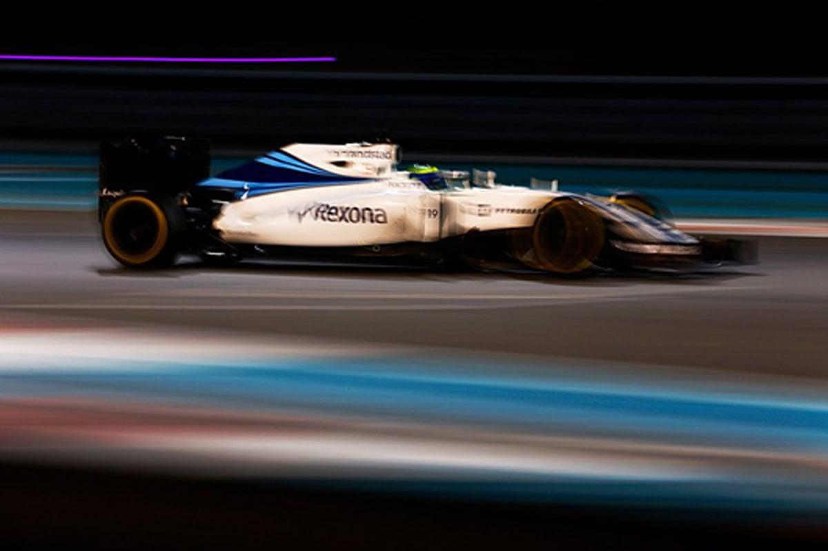 ウィリアムズ F1 アブダビ