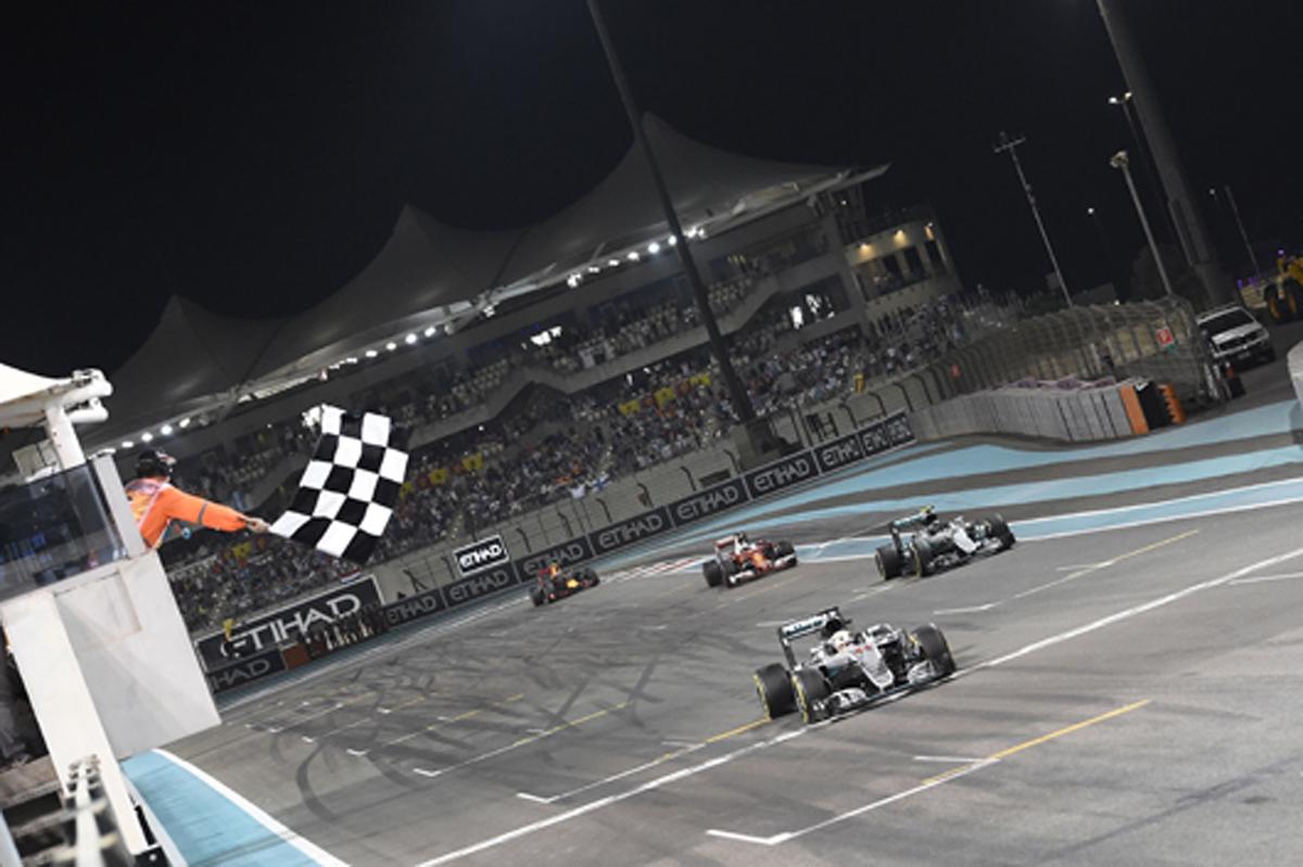 ピレリ F1 アダブグランプリ
