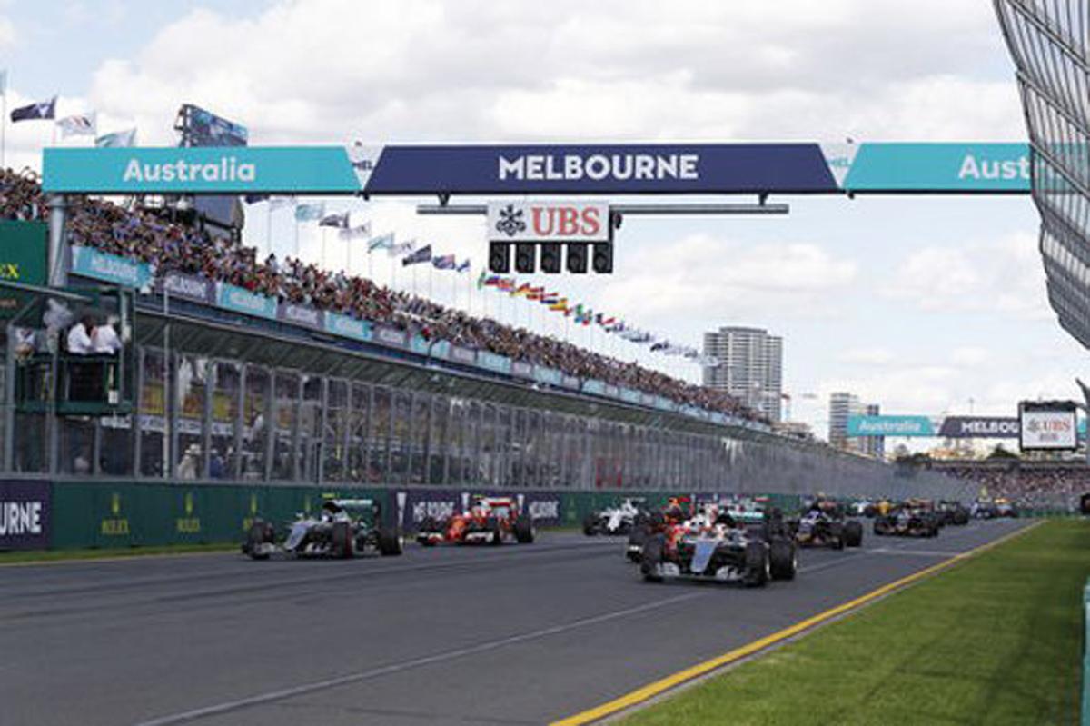 2017 F1 日程