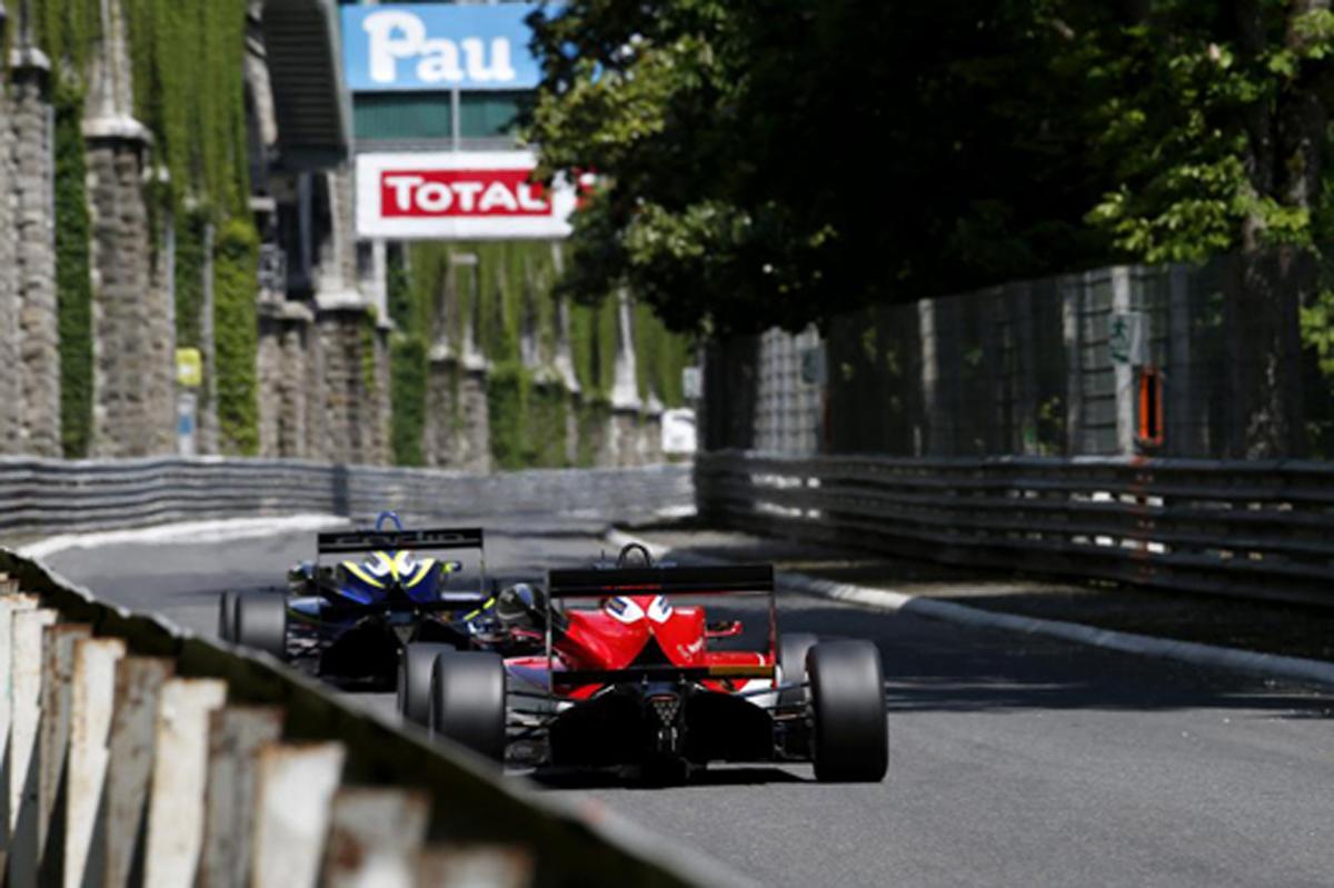 F3ヨーロッパ選手権 2017 日程