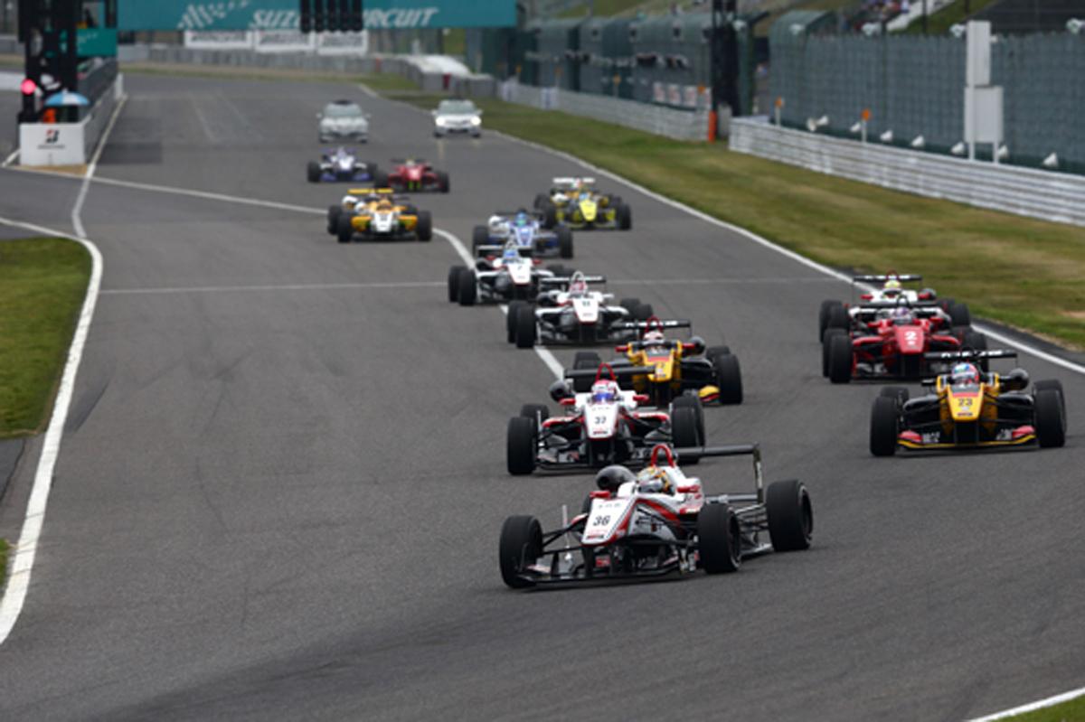 全日本F3選手権 2017 日程