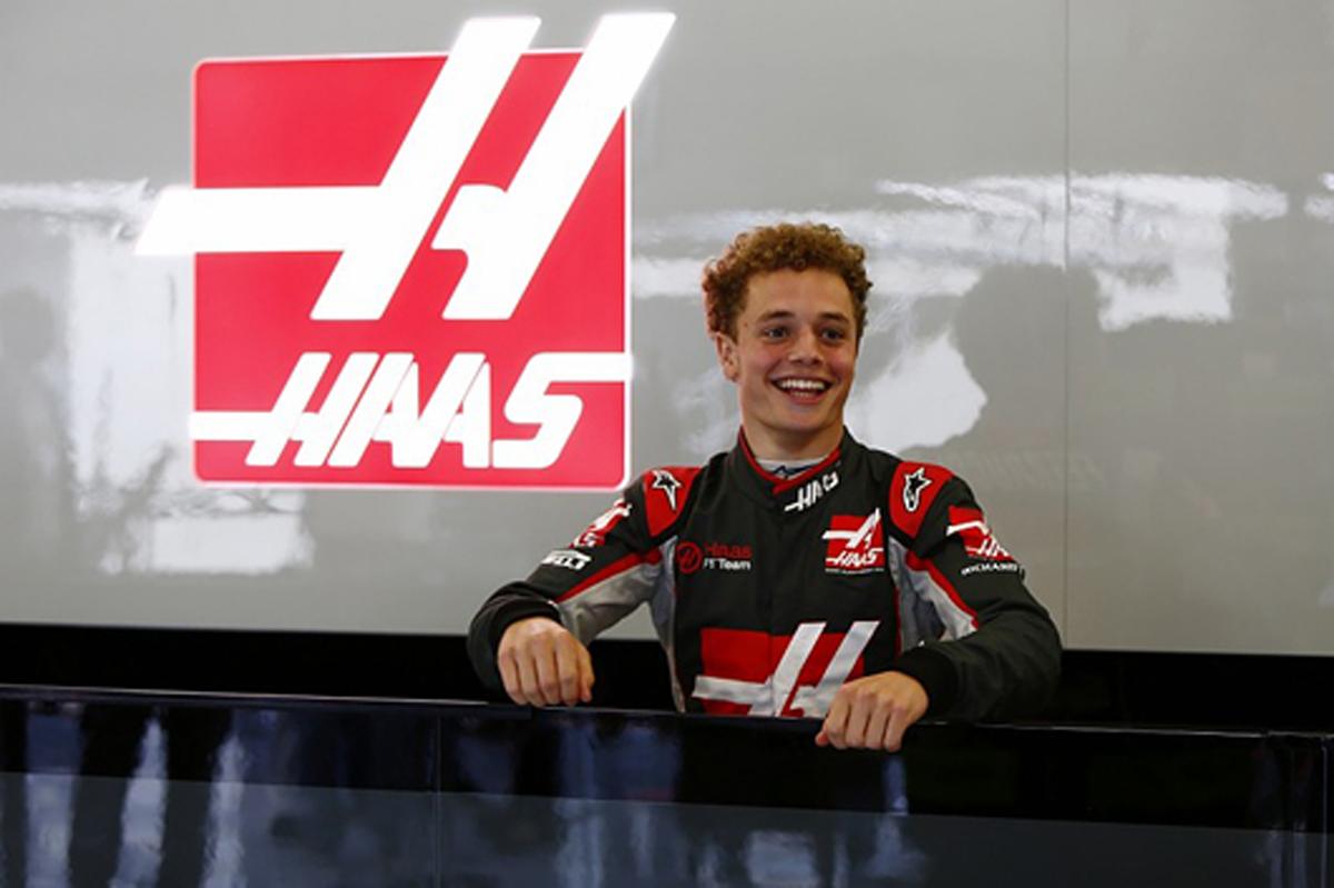 サンティノ・フェルッチ F1 ハース