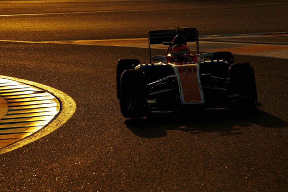 マノー F1