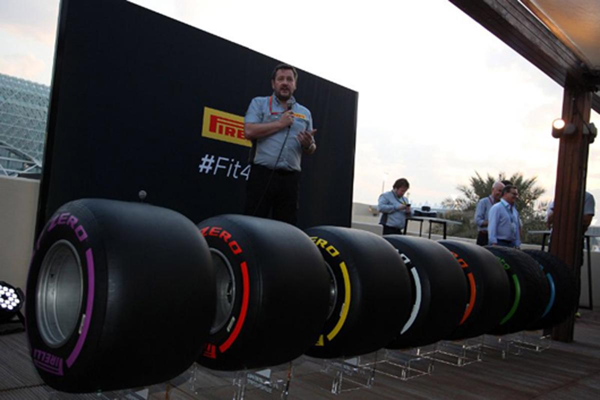 ピレリ 2017 F1