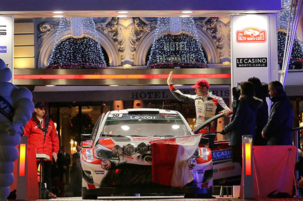 トヨタ WRC 速報