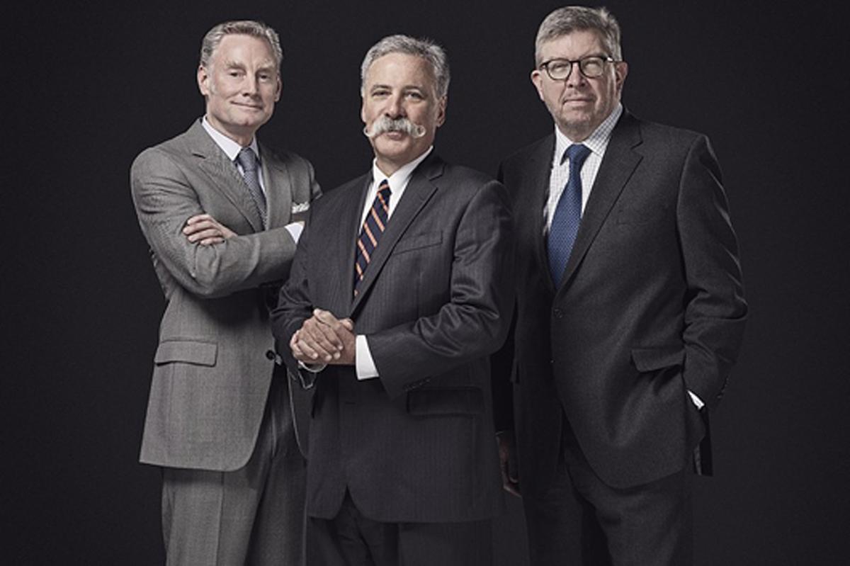 F1:ロス・ブラウンとショーン・ブラッチスが経営陣に加入