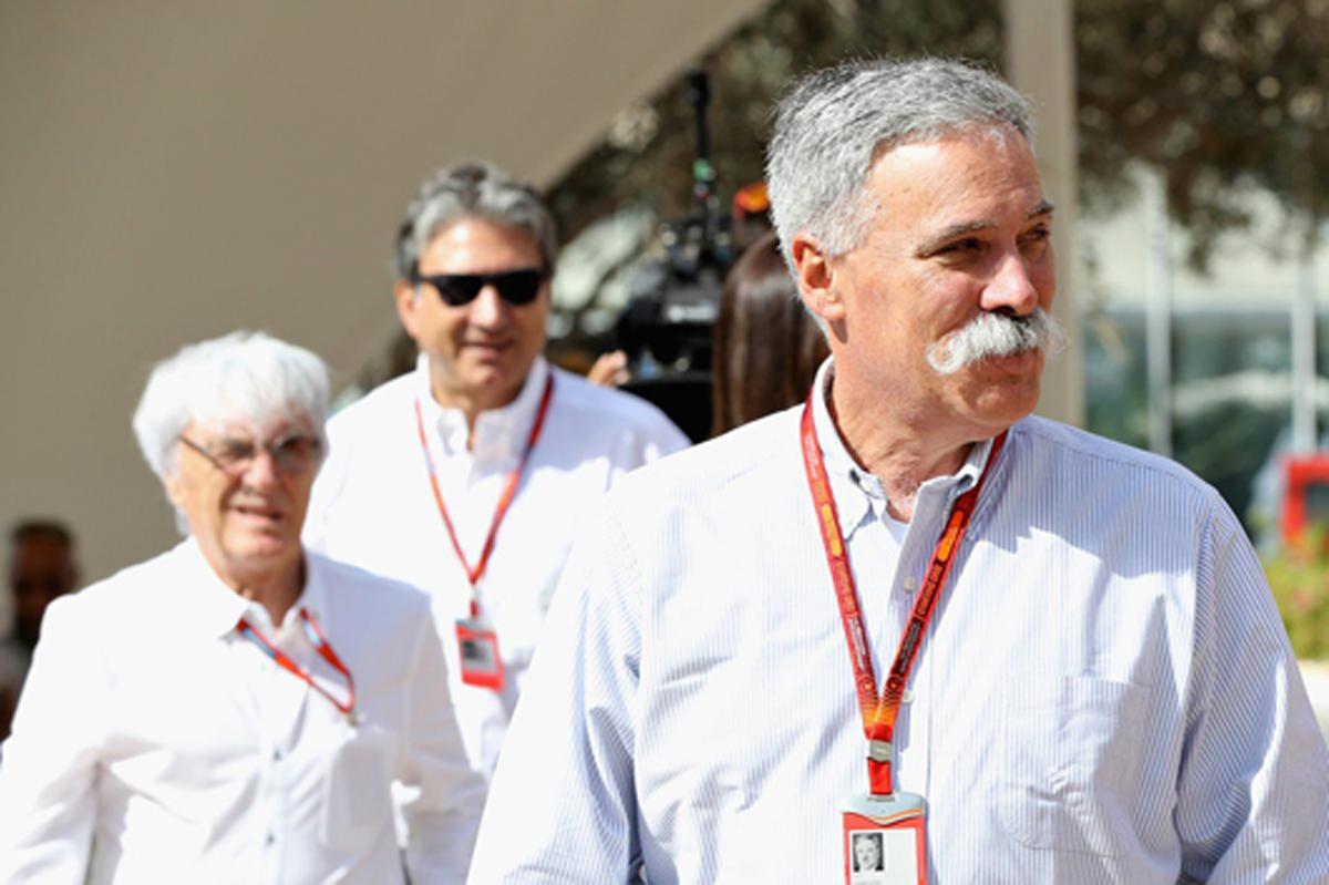 リバティ・メディア、F1買収を完了…チェイス・キャリーがF1新CEO就任