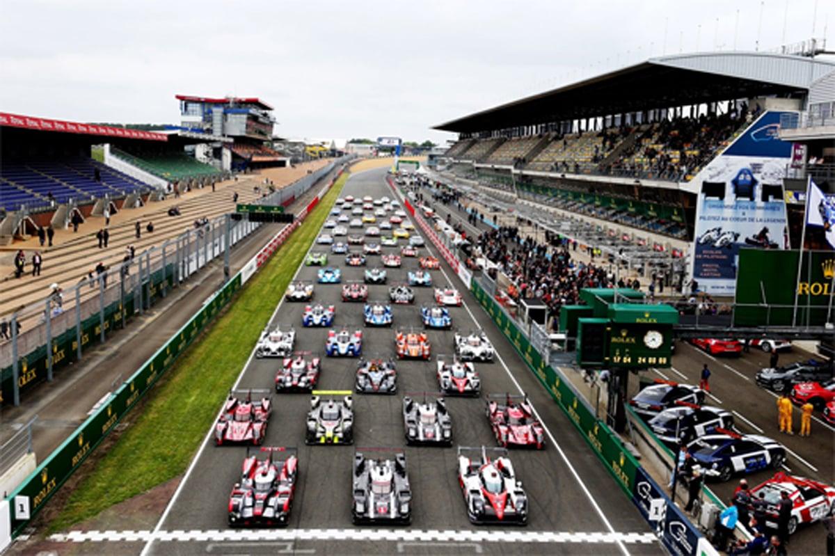 2017年 ル・マン24時間レース エントリーリスト・・・ポルシェは2台体制