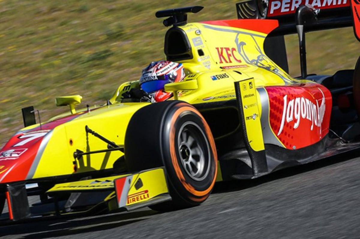ケンタッキー マノー F1