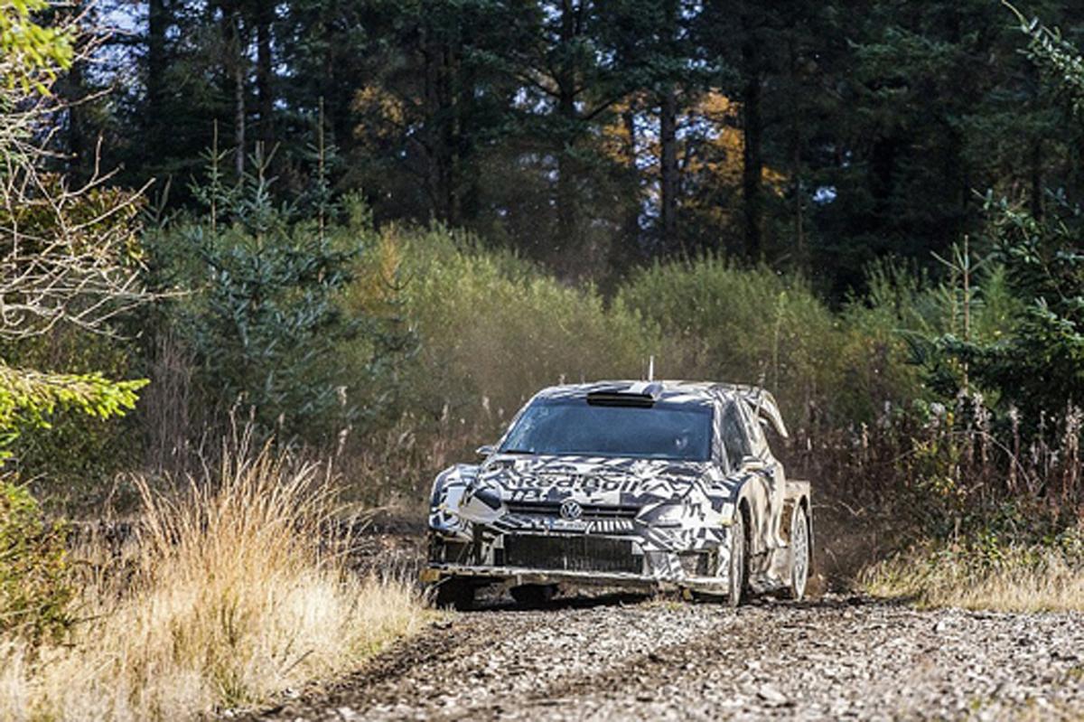 フォルクスワーゲン 2017 WRC