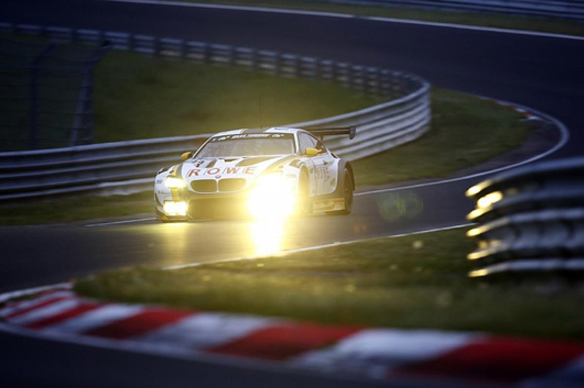 アレックス・リン BMW ニュルブルクリンク24時間レース