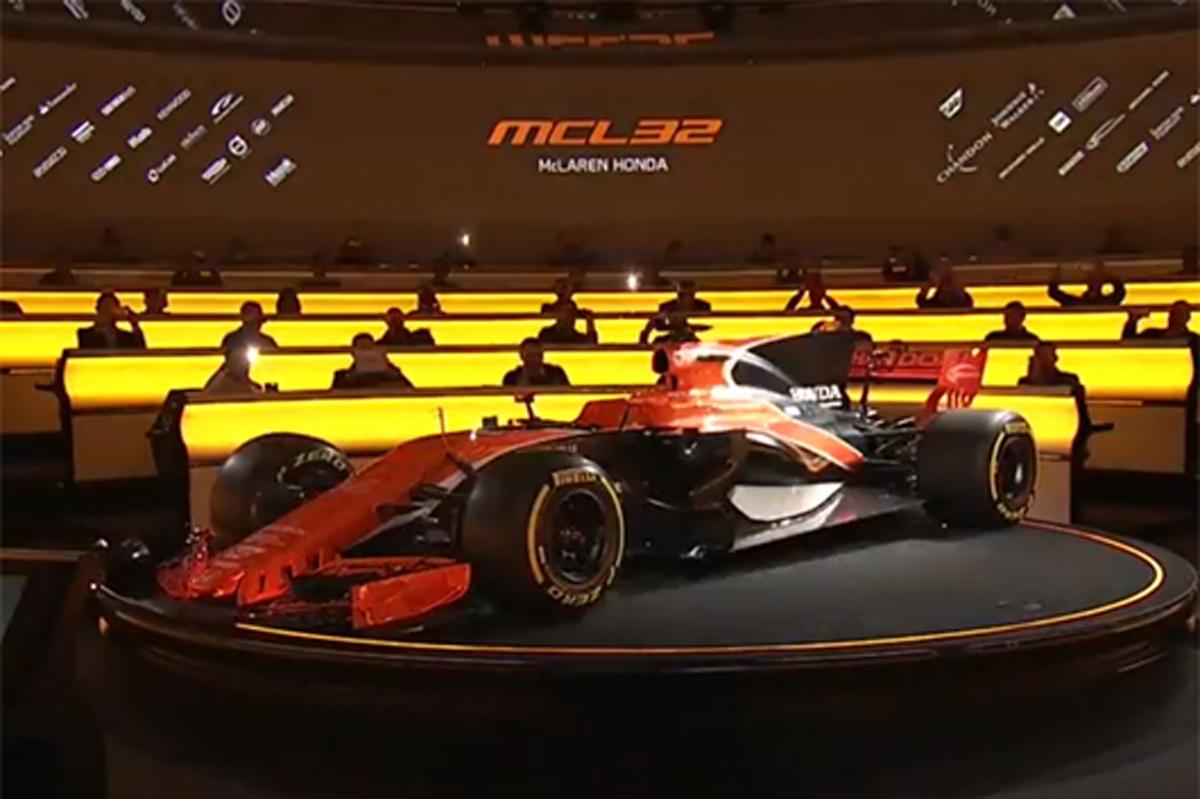 マクラーレン・ホンダ MCL32