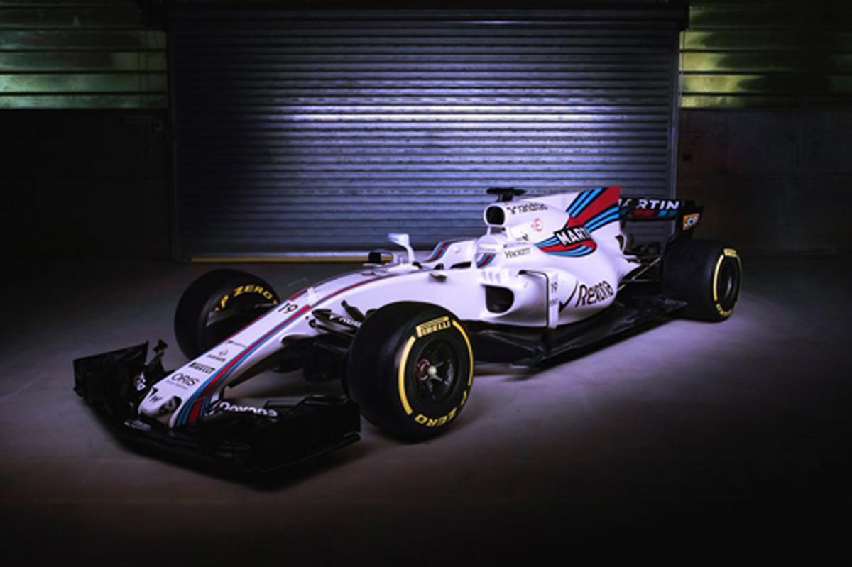 ウィリアムズ FW40