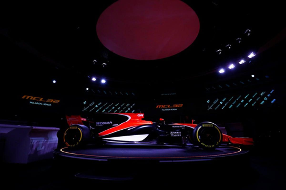 F1 2017年 マシン