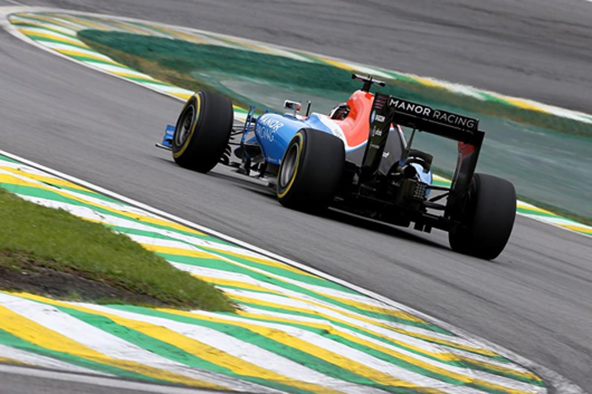 マノー F1撤退