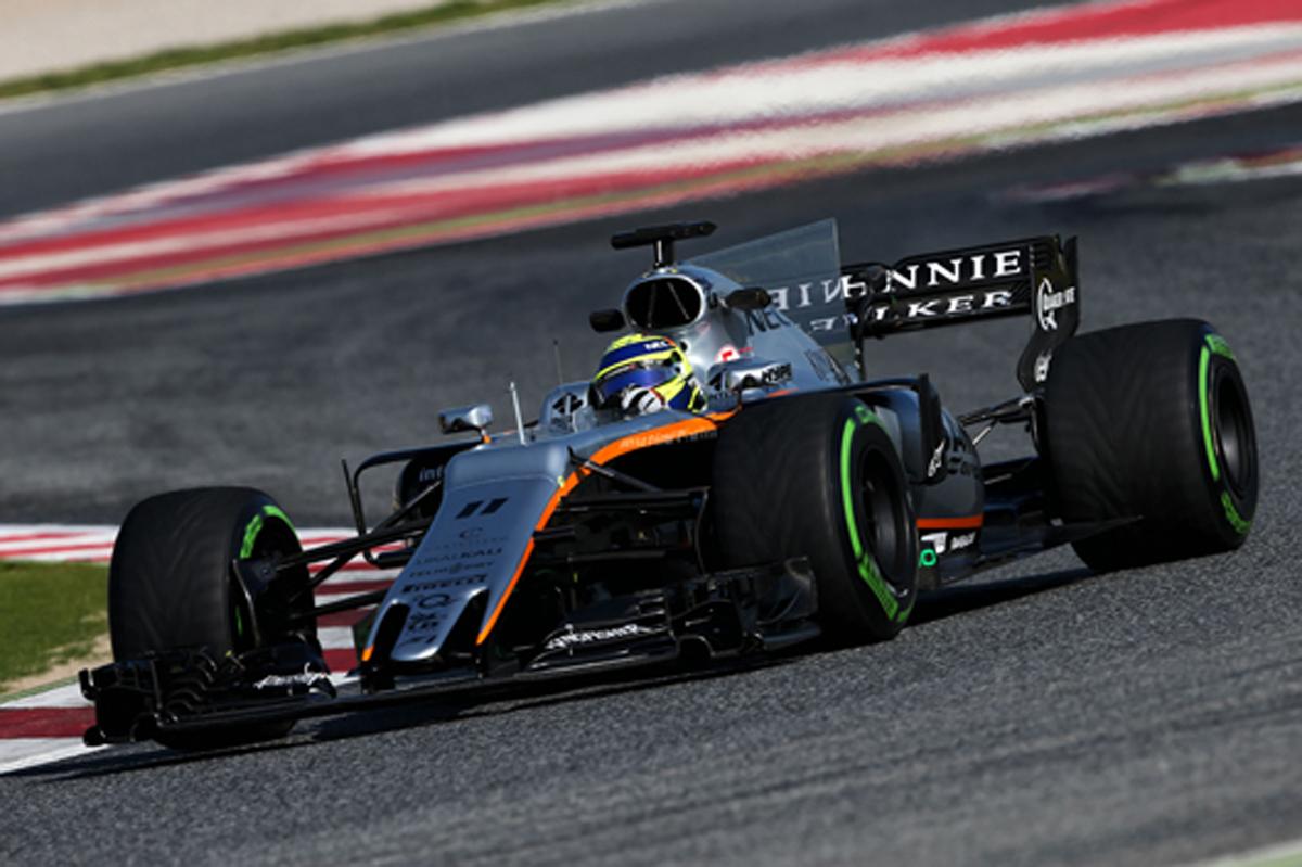 セルジオ・ペレス F1