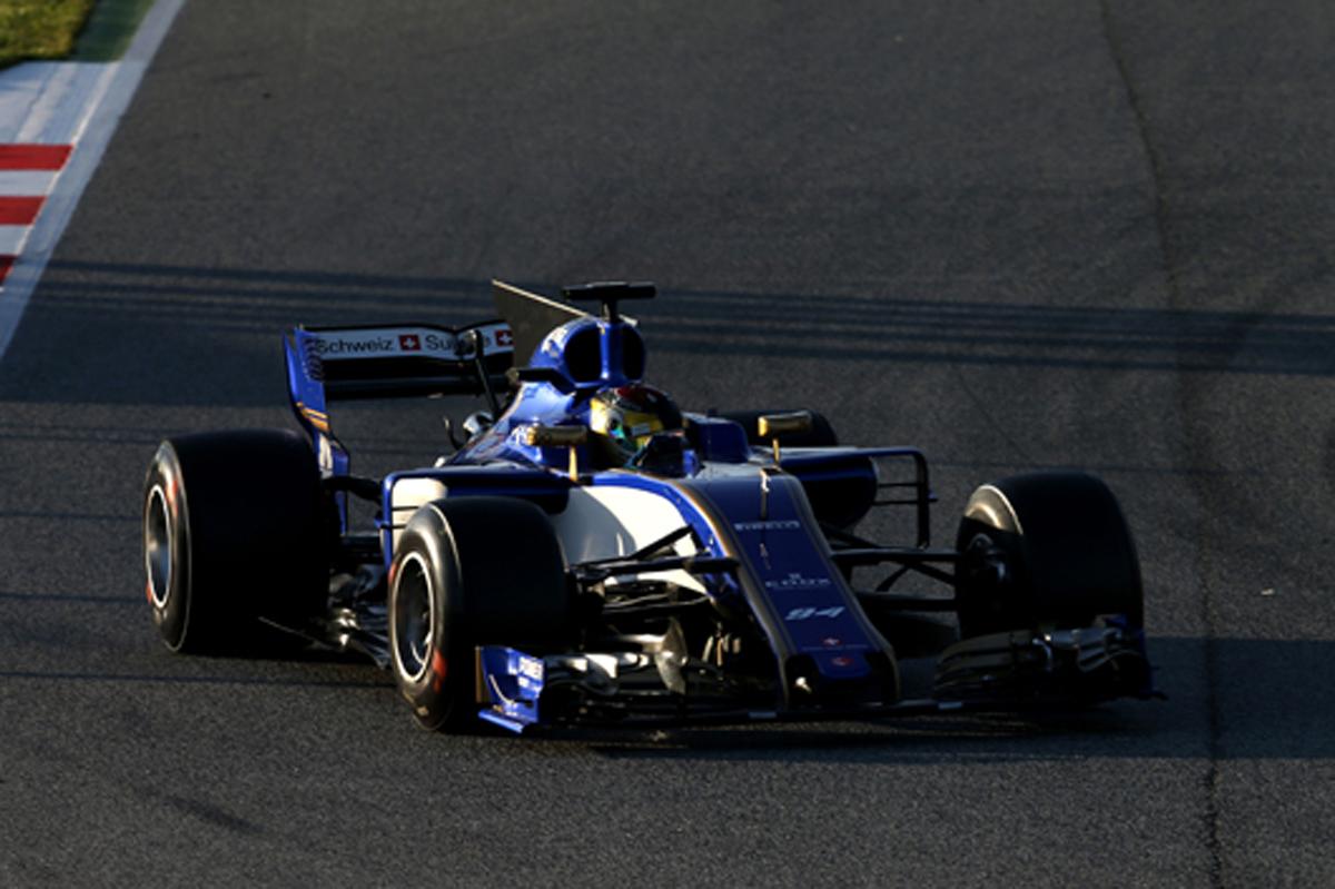 F1 パスカル・ウェーレイン