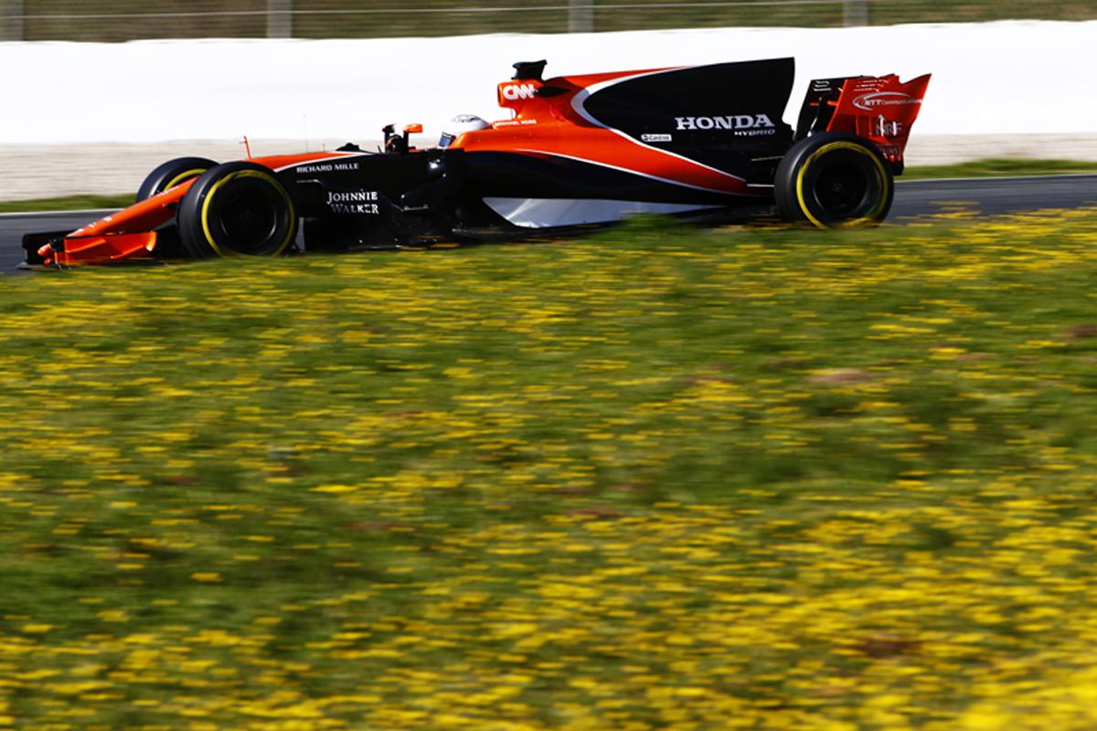 F1 マクラーレン ホンダ
