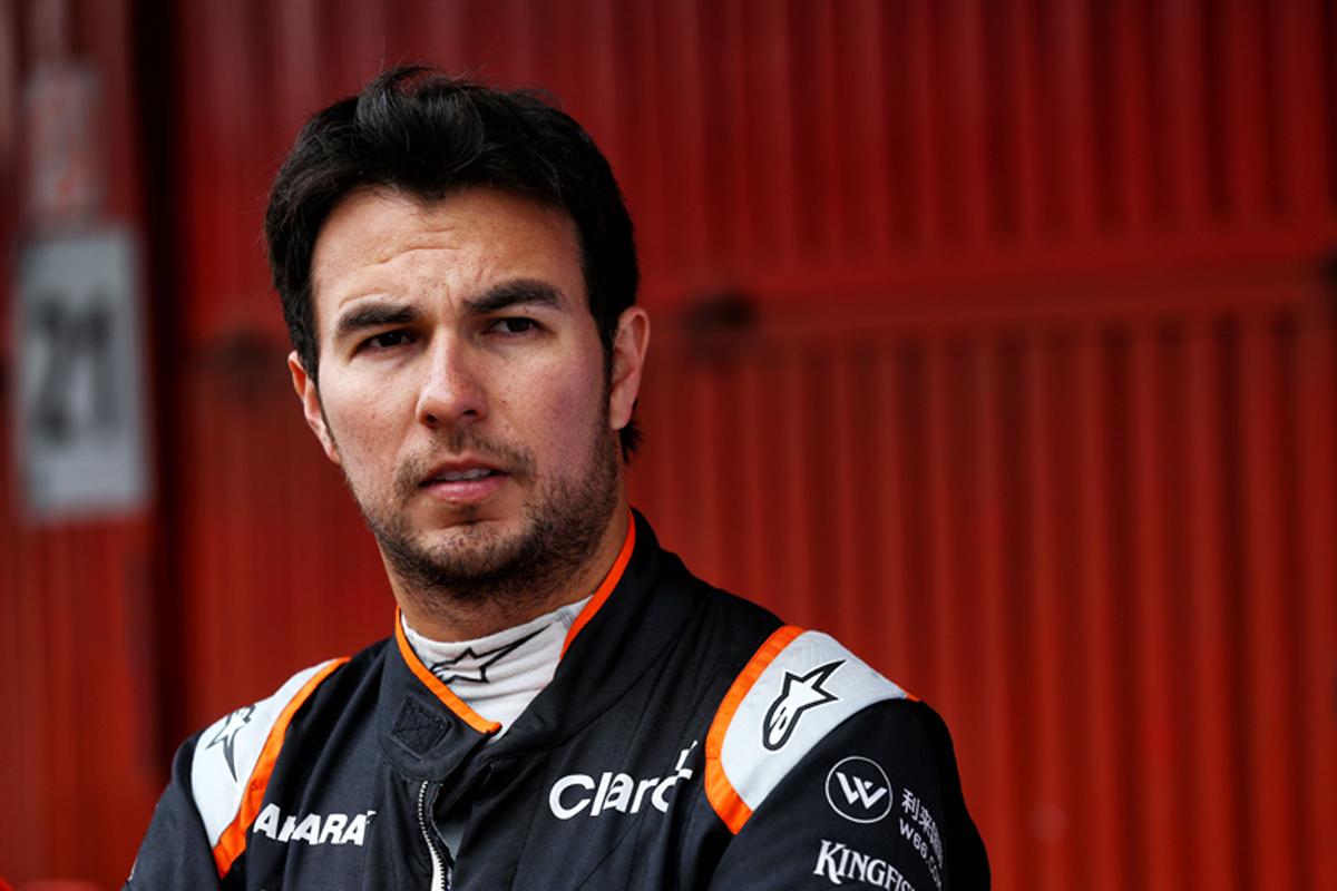 セルジオ・ペレス F1 オーストラリアGP