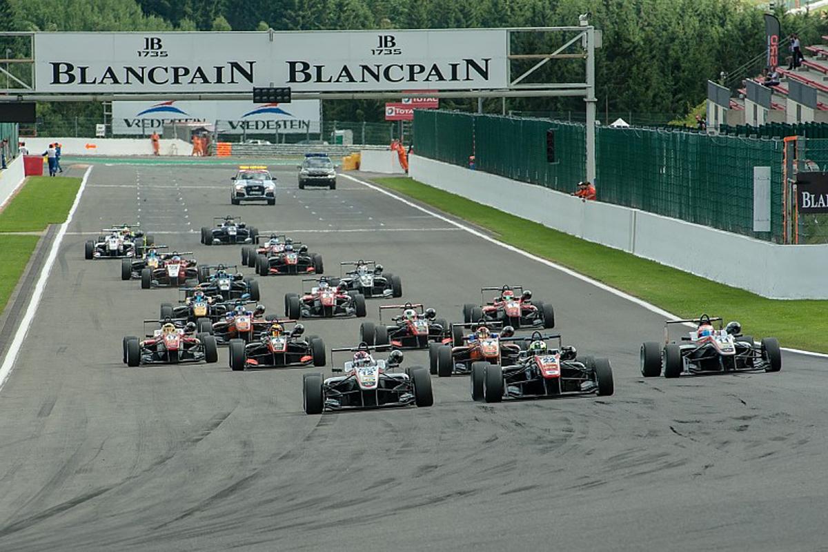 ヨーロッパF3選手権