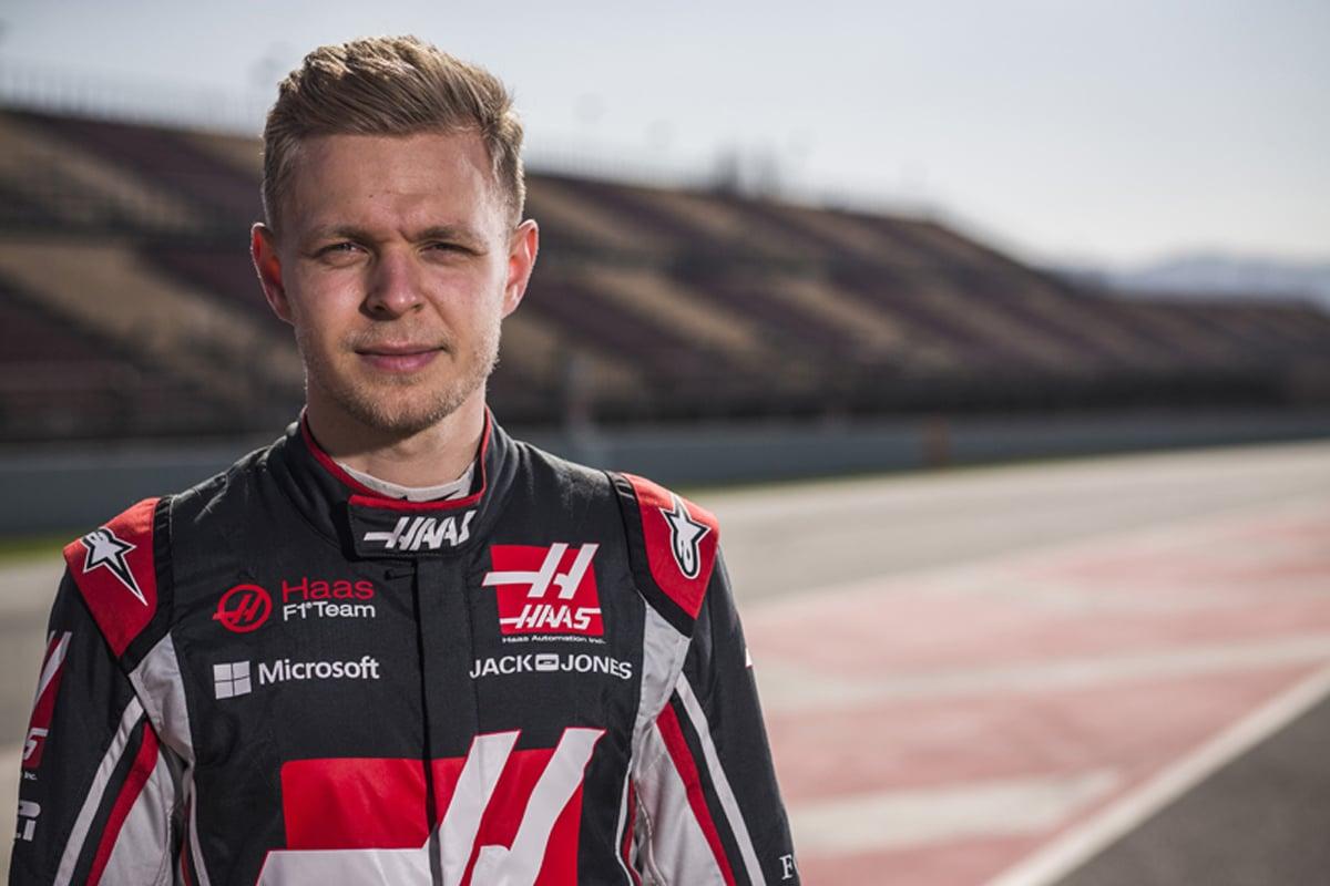 ケビン・マグヌッセン F1 オーストラリアGP