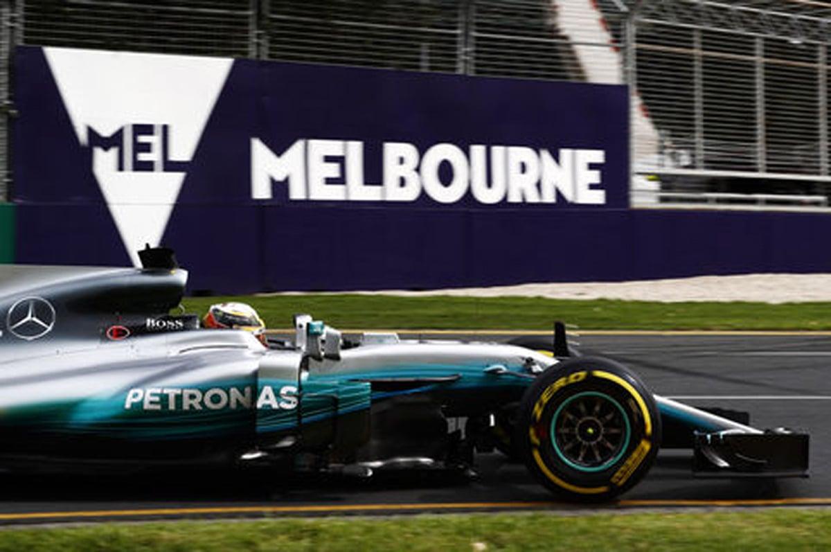 F1 オーストラリア 速報