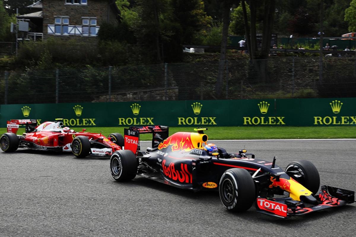 F1 フェルスタッペン・ルール