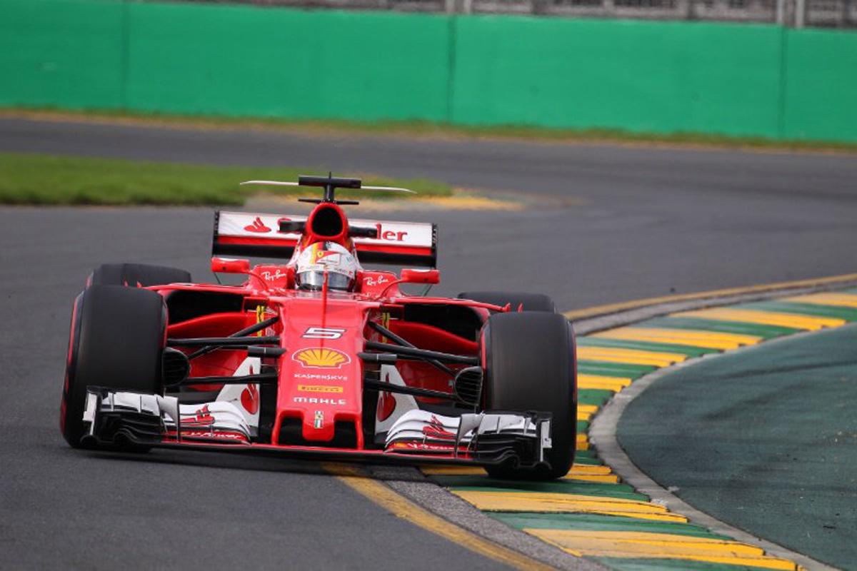 F1 オーストラリア