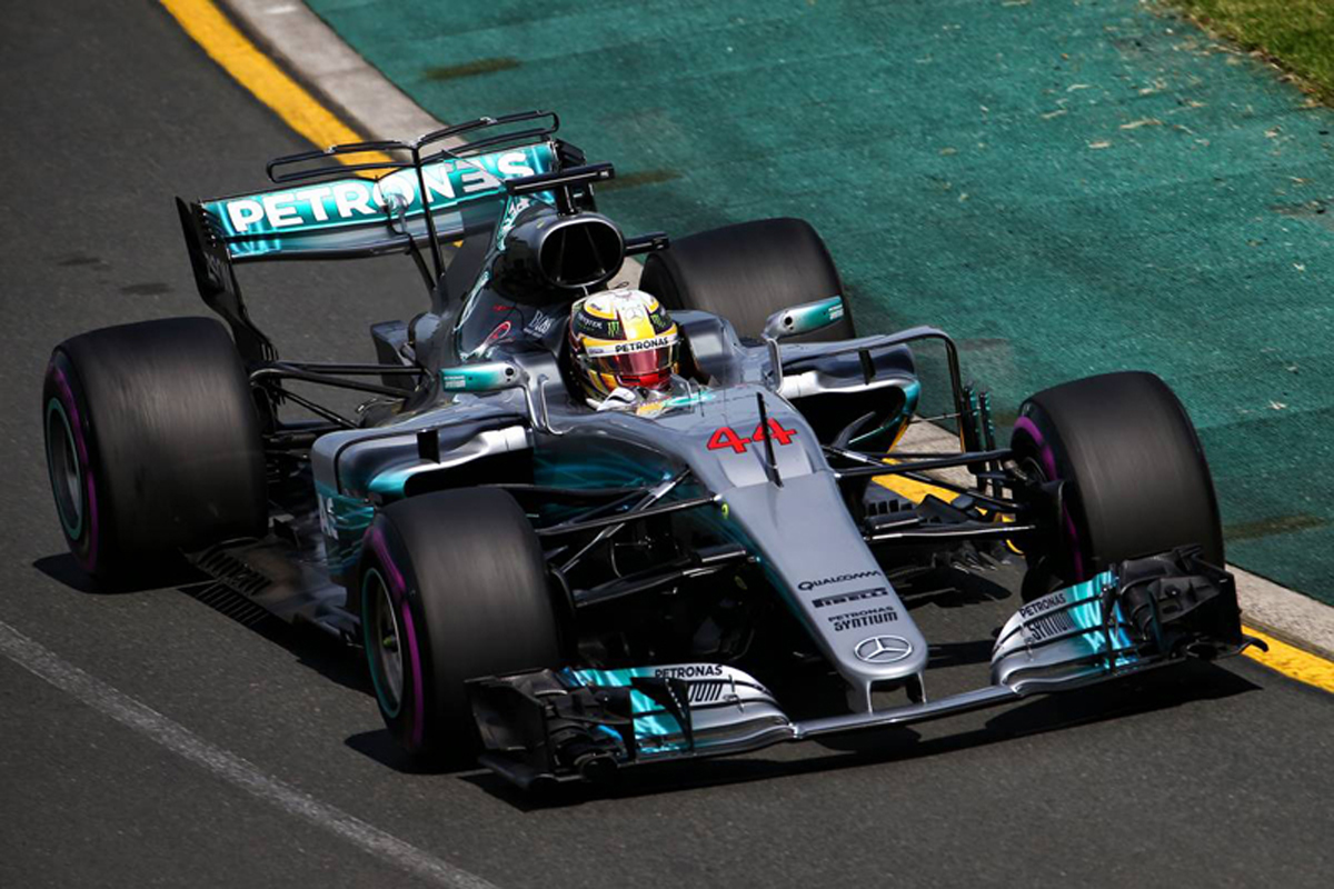 F1 オーストラリア 予選 速報 結果
