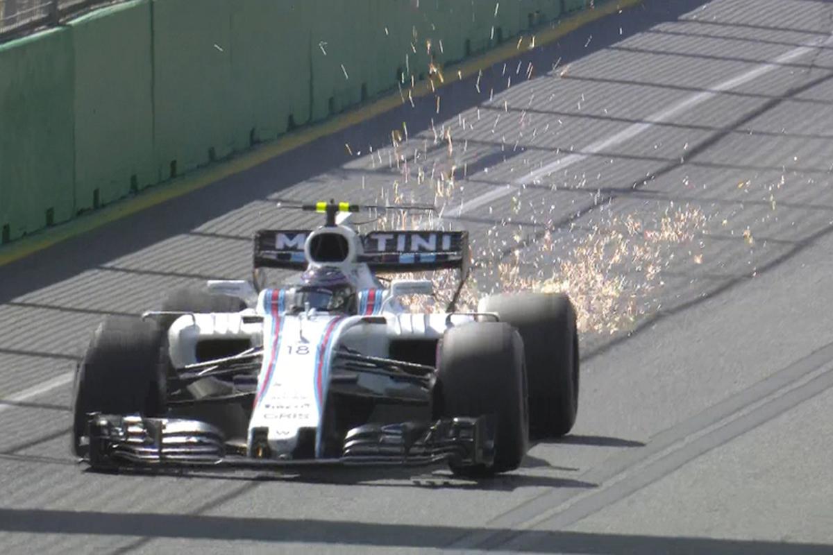 ランス・ストロール F1 オーストラリアGP